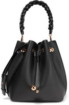 Sophia Webster Romy Leather Bucket Bag - Black