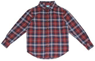 Bear Camp Woven Button Down Shirt