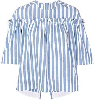 Golden Goose Ashley striped blouse