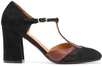 Chie Mihara Block Heel Pumps