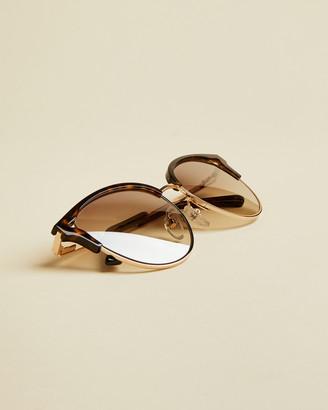 Ted Baker MYLAN Tortoiseshell sunglasses