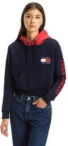 Tommy Hilfiger Tommy Jeans Cropped Hoodie