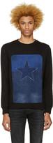 Diesel Black S-david Sweatshirt