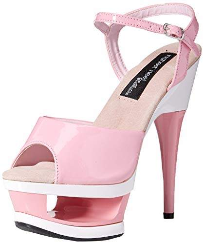 22e6a50fb6c37 Women's Lexi-51-Pkpt Platform Sandal