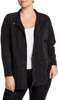 Lucky Brand Utility Jacket (Plus Size)