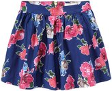 Kate Spade Coreen Skirt (Toddler/Kid) - Spring Blooms-5
