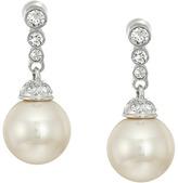 Nina Blain Pearl Drop Earrings