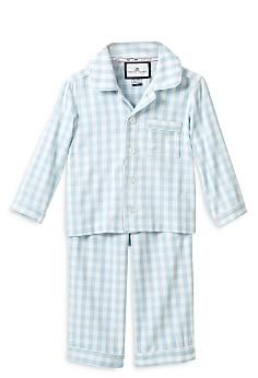 Petite Plume Unisex Classic Pajama Set - Baby, Little Kid, Big Kid