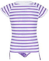 Snapper Rock UPF 50+ Swimsuit And Rash Top Set
