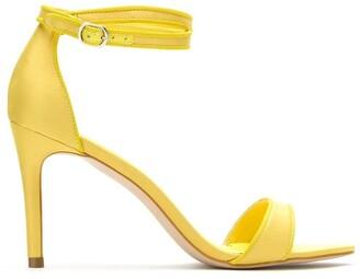 Sarah Chofakian Giva leather sandals