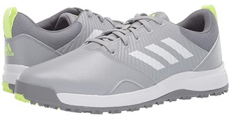 adidas CP Traxion SL - Wide (Clear Onix/Footwear White/Grey) Men's Golf Shoes