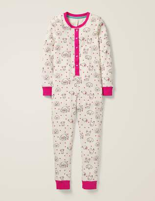 Boden Cosy All-In-One Pajamas