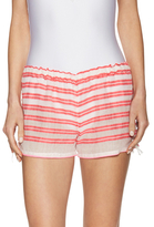 Lemlem Selina Cotton Striped Short