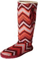 Sanuk Women's Snuggle Up Slouch Boot,9 M US