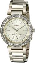 Fossil Women's ES3914 Analog Display Analog Quartz Watch