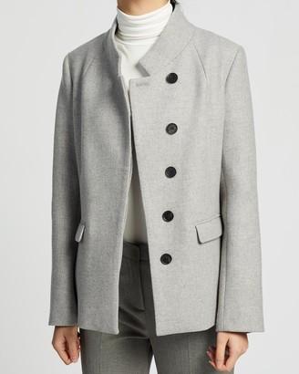 David Lawrence Taylor Twill Coat