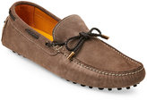 Kenneth Cole Taupe If The Shoe Fits Moc Toe Loafer