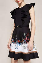 Ted Baker Fit-And-Flare Dress