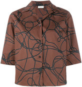 Dries Van Noten Cala printed shirt