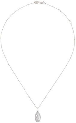 Northskull Saint Beaded necklace