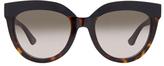 Christian Dior Diorsoft1f 389663 Brown Asian Fit