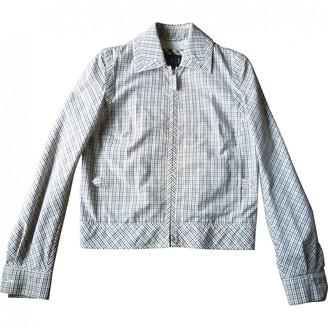 Daks London Multicolour Cotton Jacket for Women