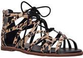KG by Kurt Geiger Maisy Multi Strap Sandals, Beige Comb