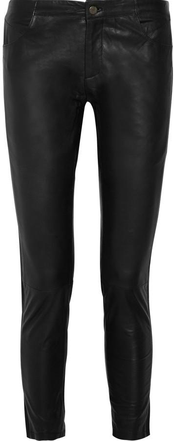 Sara Berman Deana leather pants