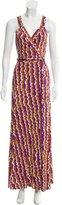 Diane von Furstenberg Samson Silk Dress