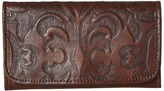 American West Baroque Trifold Wallet Wallet Handbags