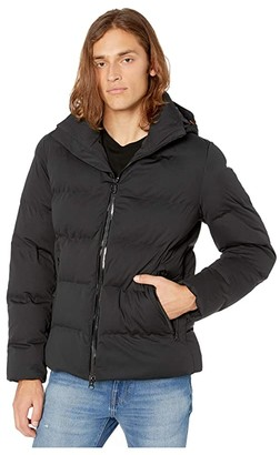 Save The Duck Bark 9 Puffer Jacket (Black) Men's Coat