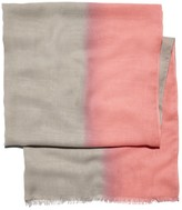 Oversized Ombre Scarf