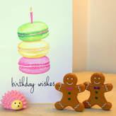 Little Ella James Cute Gingerbread Men Lip Balm