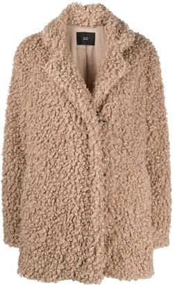 Steffen Schraut Oversized Single Breasted Coat