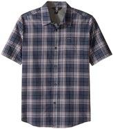 Volcom Kane Short Sleeve Shirt (Big Kids)