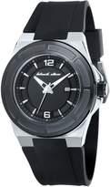 Black Dice Dice Men's Veteran BD-067-03 Silicone Quartz Watch with Dial