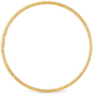 Saks Fifth Avenue Made In Italy 14K Yellow Gold Bangle Bracelet