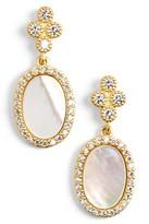 Freida Rothman Femme Stone Drop Earrings