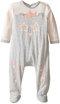 Little Marc Jacobs Little Ears Details Footie Sold with Gift Box Girl's Jumpsuit & Rompers One Piece
