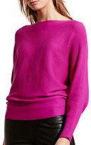 Lauren Ralph Lauren Petite Cotton-Blend Dolman Sweater