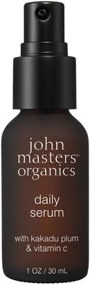 John Masters Organics Daily Serum With Kakadu Plum & Vitamin C 30Ml