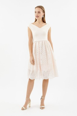 Coast Bardot Full Midi Dress