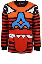 Givenchy Totem Knitted Sweatshirt