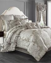 "J Queen New York Chandelier 15"" x 4"" Tufted Decorative Pillow"
