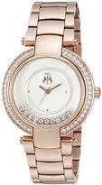 Jivago Women's JV1614 Celebrate Analog Display Swiss Quartz Rose Gold Watch