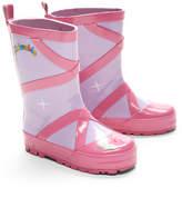 Kidorable Lilac Ballerina Rain Boot - Toddler & Girls