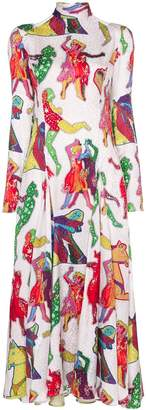 Stella McCartney All Together Now Lucy in the Sky with Diamonds dress