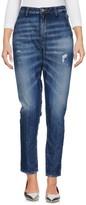 Manila Grace Denim pants - Item 42632034