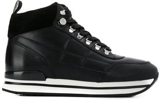 Hogan H222 sneaker boots