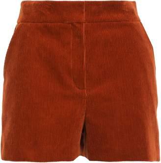 Maje Cotton-corduroy Shorts